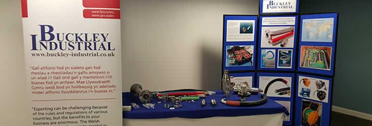 Buckley Industrial Attend ExploreExport Event 2015