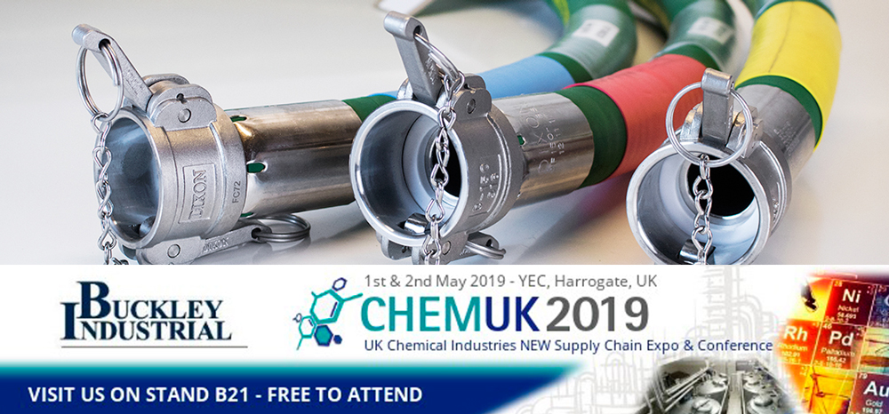 CHEM UK Expo, May 2019